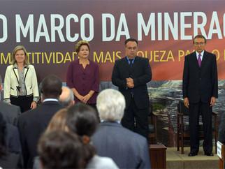 Executivos do setor mineral veem como positiva nova equipe econômica