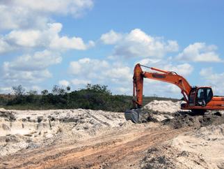 AGU garante ressarcimento de mais de R$ 357,5 mil por extração ilegal de areia no Paraná