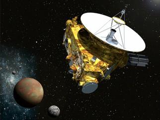 Sonda New Horizons acordou já perto de Plutão
