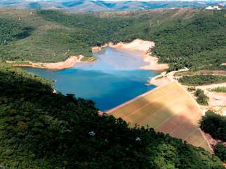 Vale é autuada por obra irregular em barragem de rejeitos em Minas Gerais