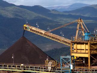 Vale bate recorde e produz 319,2 Mt de minério de ferro em 2014