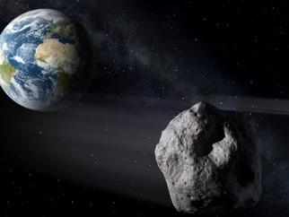 """Maior asteroide já registrado pela Nasa a se aproximar da Terra """"chega"""" na 6ª"""