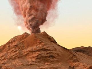 Estudo aponta que geologia de Marte é mais semelhante à terra