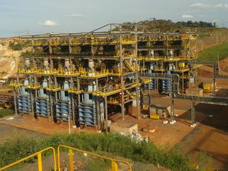 Anglo economiza R$ 23 Mi por ano com moinhos verticais em Minas-Rio