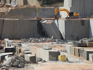 AGU consegue bloquear R$ 16 milhões de empresa que extraiu granito irregularmente