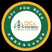 DCs For Bees Ambassador Badge.png