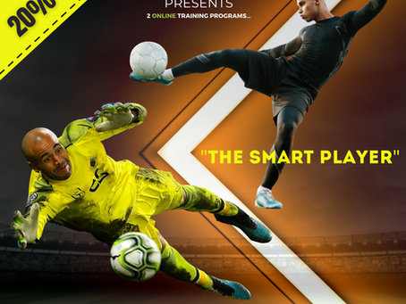 Darren Randolph Academy launches TWO prestigious Online Training Programs in Feb 2021 - 20% off!!