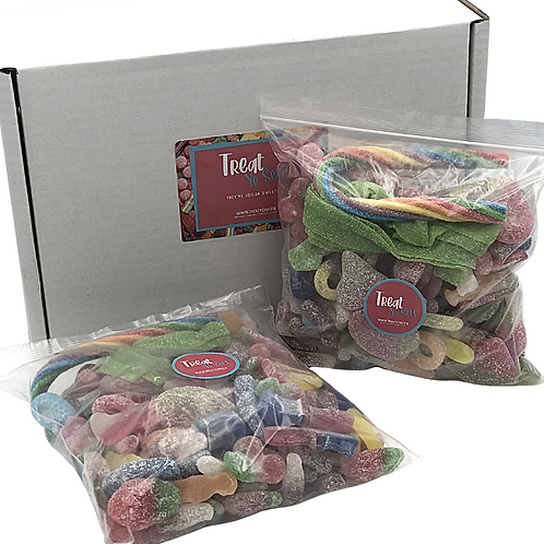 Double Bumper Box 2 x 800g Bags of Sweets of Your Choice!