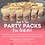 Thumbnail: PARTY PACKS!! 50 packs of  Covid Safe Sweets for ANY EVENT! 100g