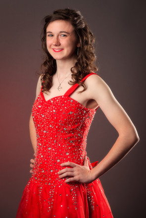Adams Participating In Queen Of Friendship Pageant
