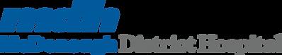 McDonough District Hospital logo.png