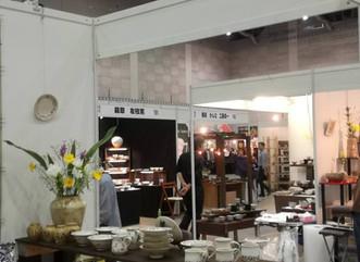 第40回西日本陶磁器フェスタ出展