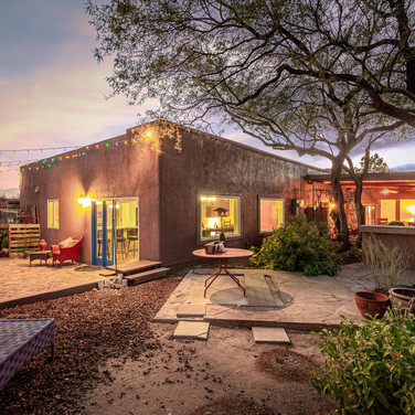 Twilight Real Estate Photography