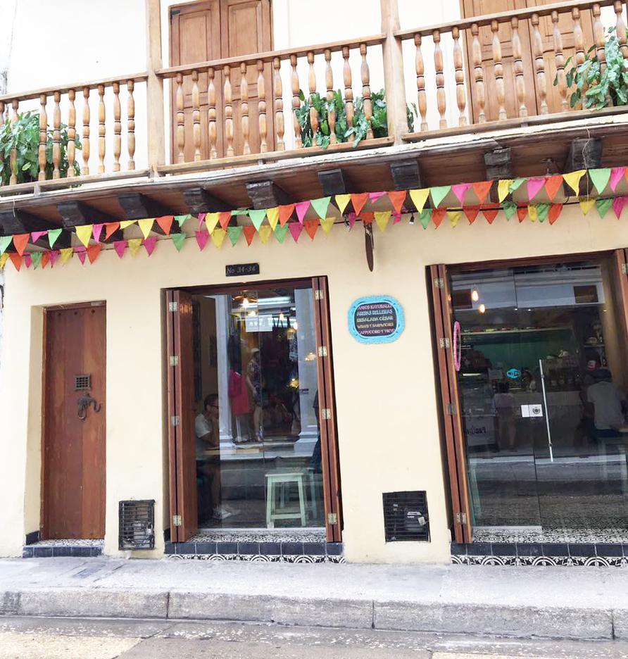 Calle de las Carretas No. 34-34