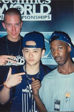1996 DMC World DJ Championship