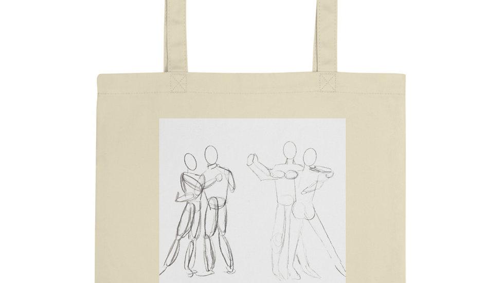 Alex Southey Logo Felicia Sketch Eco Tote Bag