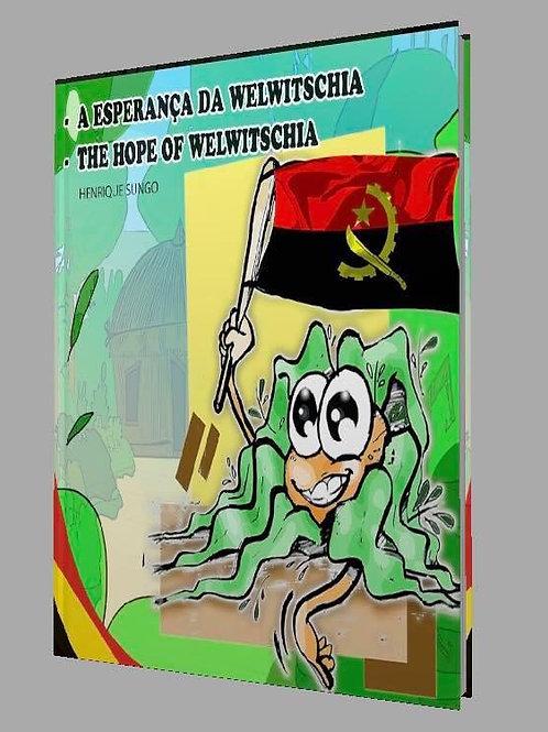 A esperança de Welwitschia | Livro infantil