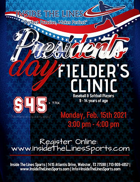 Presidents Day 2021 - Fielders Clinic.jp