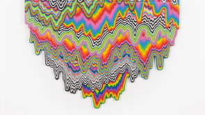 MELTING RAINBOWS: THE TIPPY-DIPPY UNIVERSE OF JEN STARK