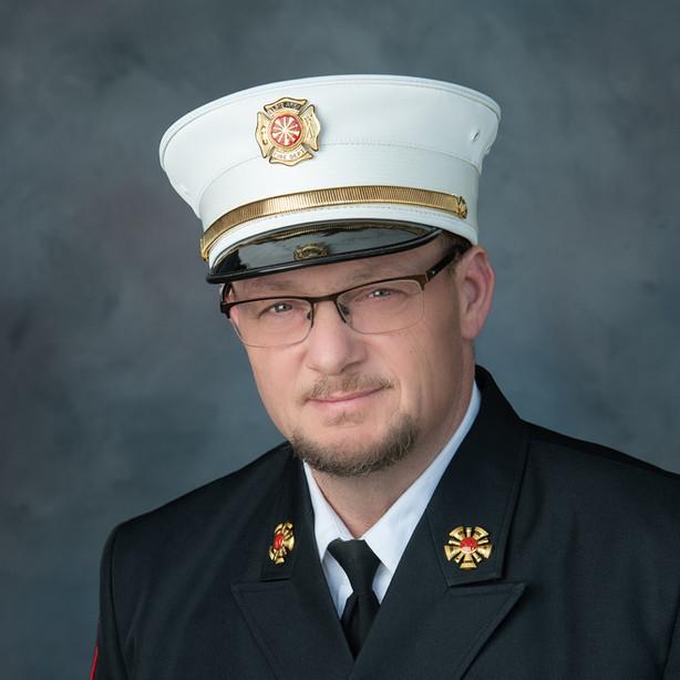 Chief Ormes, EMT