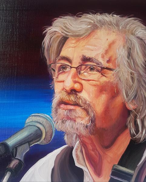John Tams Linen on Canvas