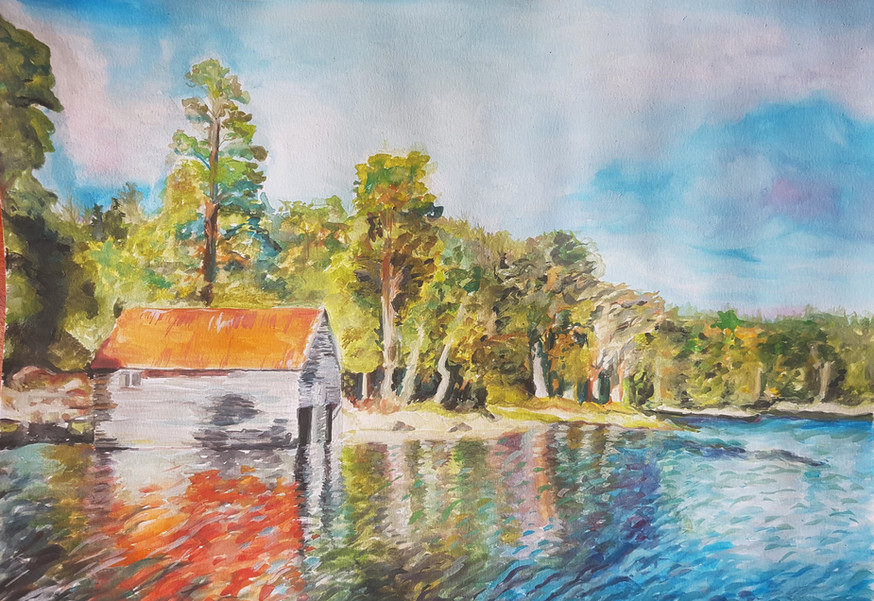 A3 Watercolour Paper