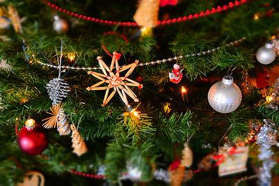 Décorations pour arbres de Noël