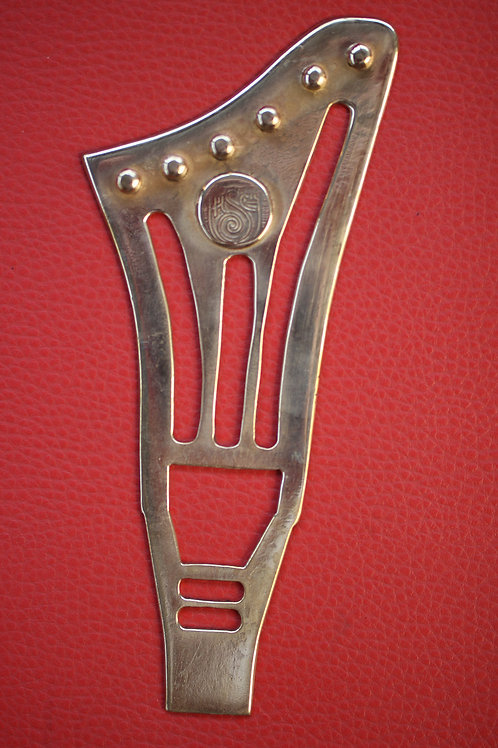 Archtop style Tone Tailpiece