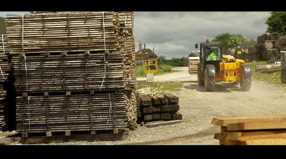 Business Promo: `English Woodlands Timber`.