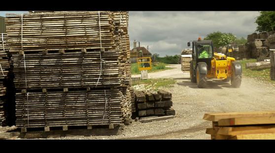 Business Promo: `English Woodlands Timber`.