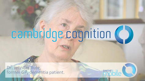 Medical Device: Cambridge Cognition - `Is My Memory Normal, Doctor?`