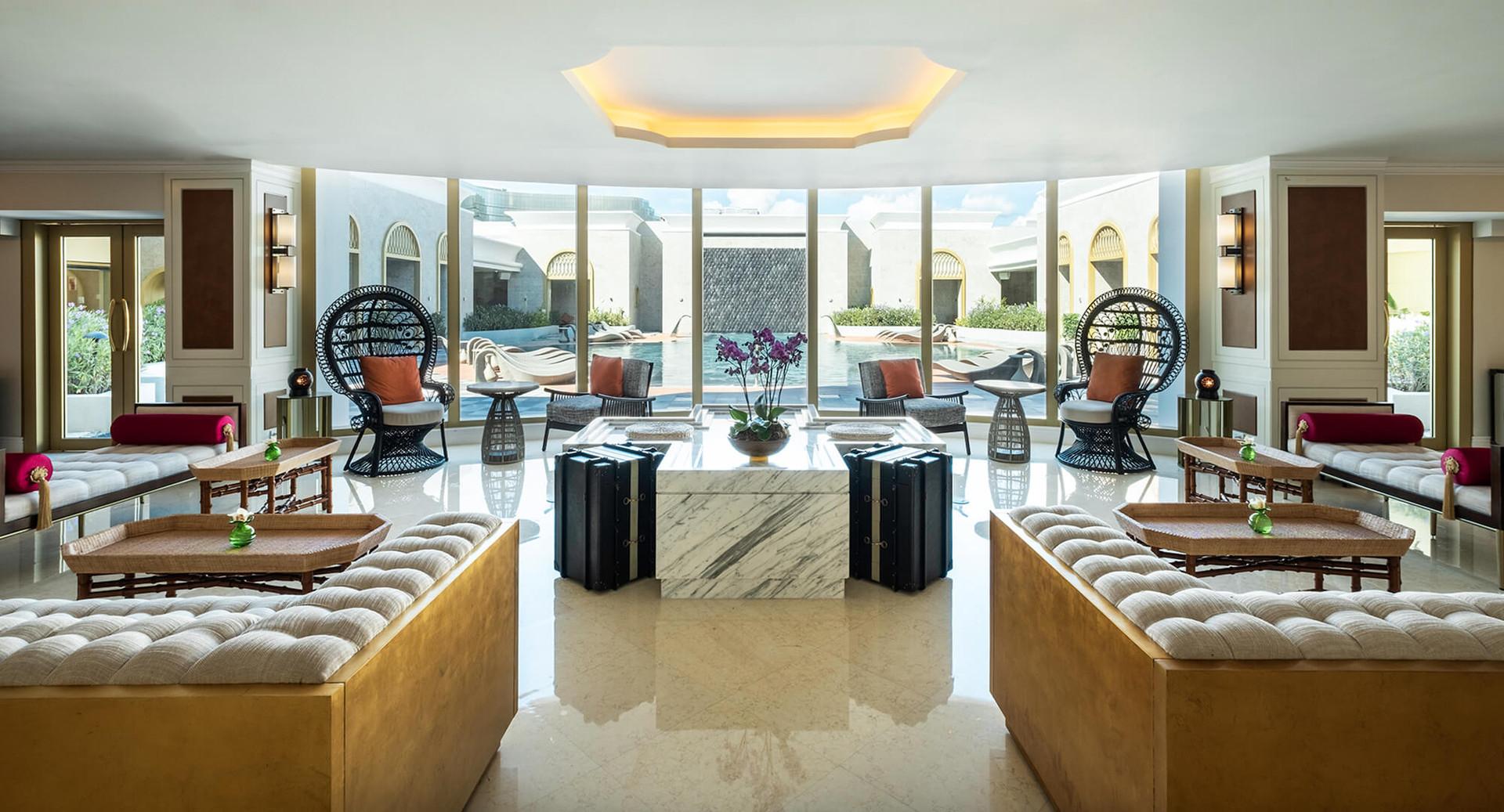 The Retreat Spa Lounge