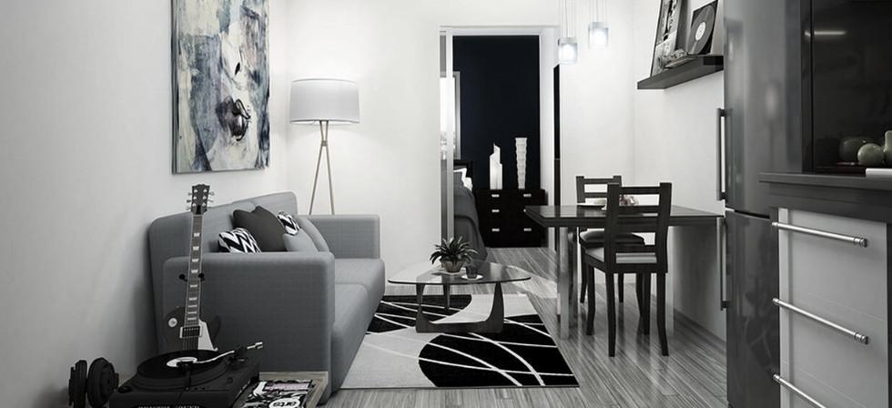 SMDC Light Residential Unit