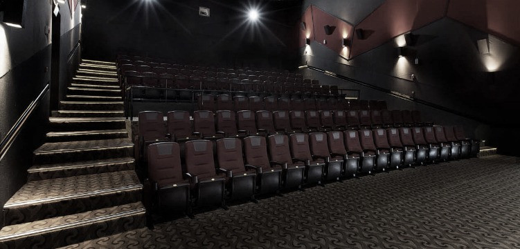 SMDC Light Cinema Interior