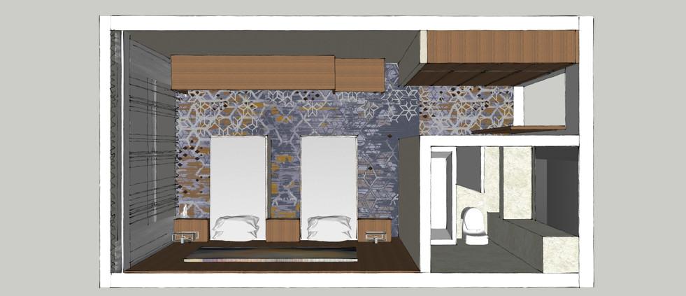 Proposed Carpet