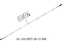 Color Adjustable Back-lit LED Bar