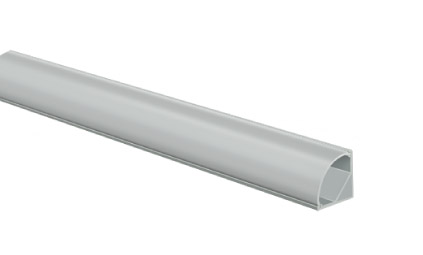 Corner Mount LED Channel 0808