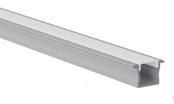 Recessed Mount LED Channel 2515