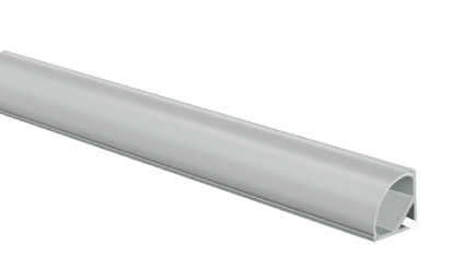 Corner Mount LED Channel 1616
