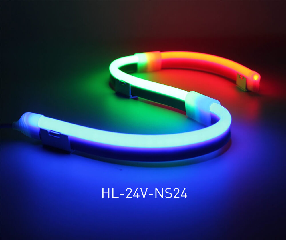 Gallery Plane Bend LED Neon