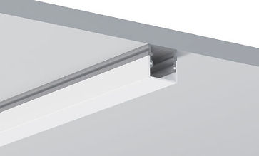 Surface LED Channel