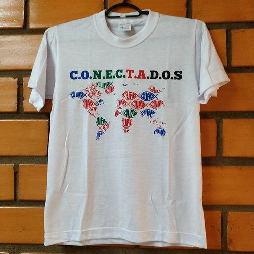Camiseta Conectados