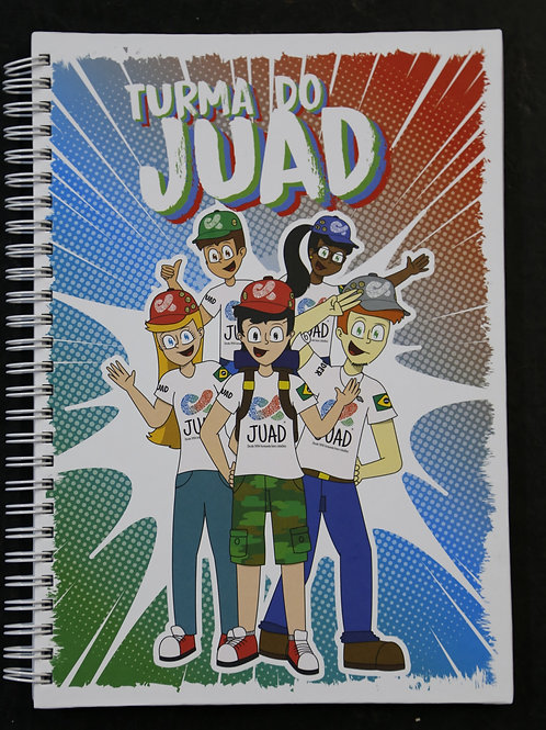 Caderno Turma do JUAD