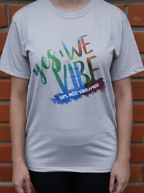 Camiseta Yes We Vibe
