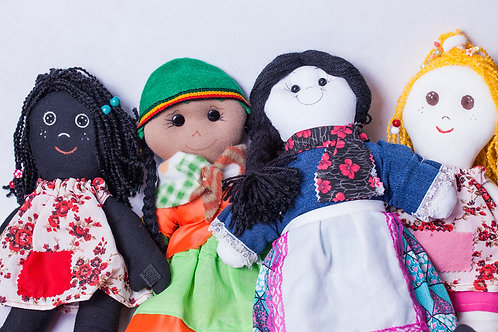 Bonecas Para As Nações