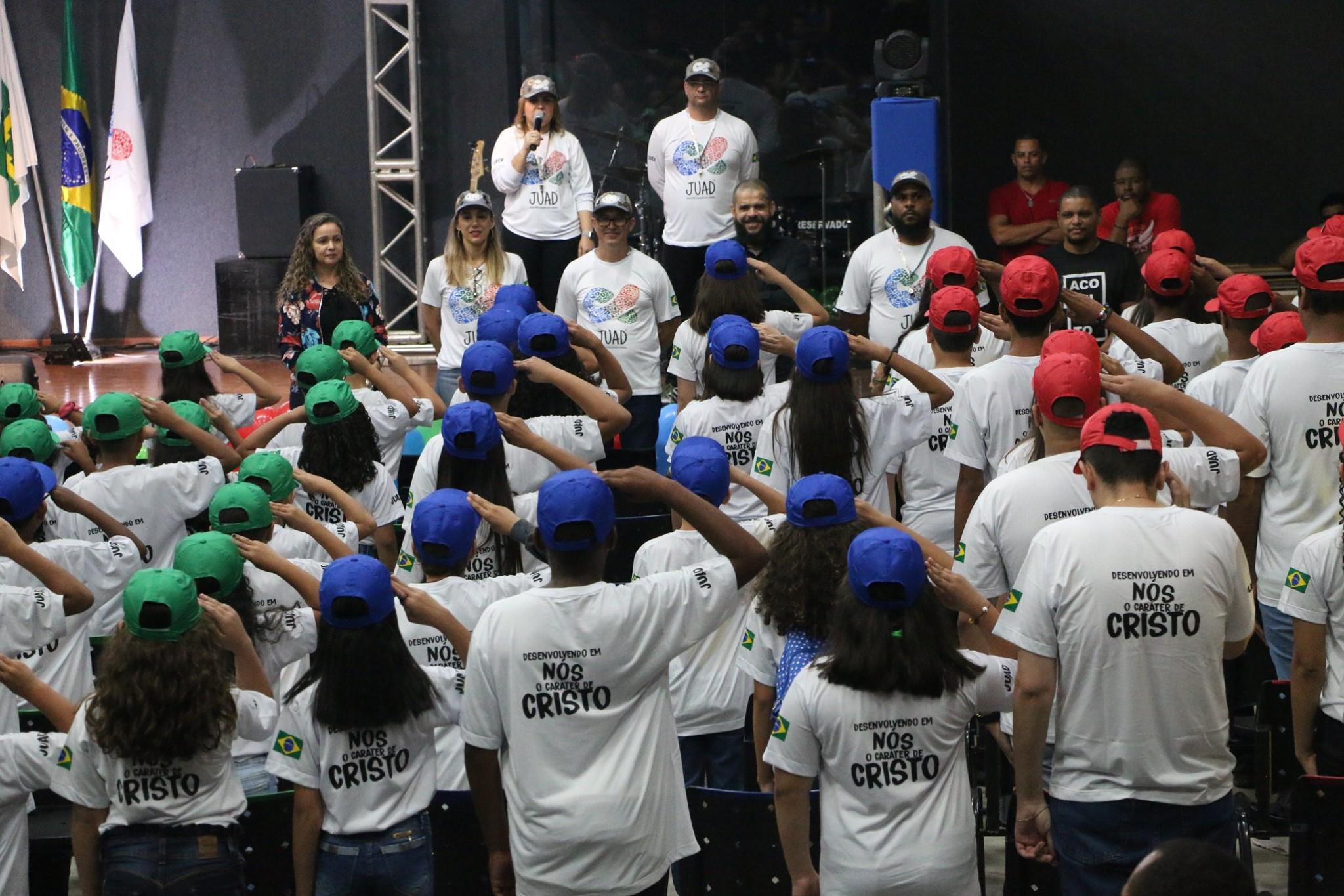 BASE JUAD SAMAMBAIA - BRASÍLIA/BR