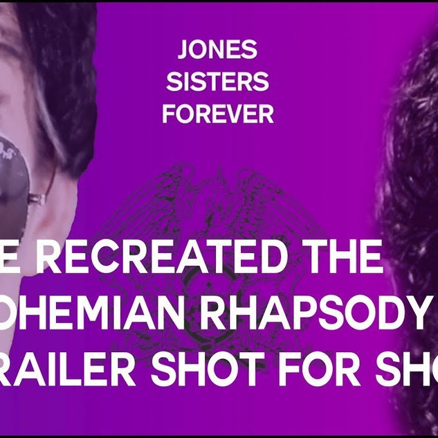 We Recreated the Bohemian Rhapsody Trailer Shot for Shot