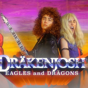 Eagles and Dragons (OFFICIAL VIDEO)- Dräkenjosh
