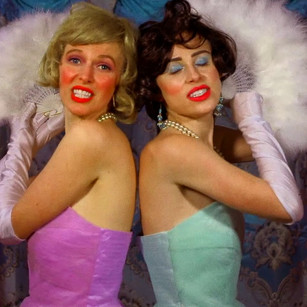 Sisters - White Christmas Parody by The Jones Family Retro Show