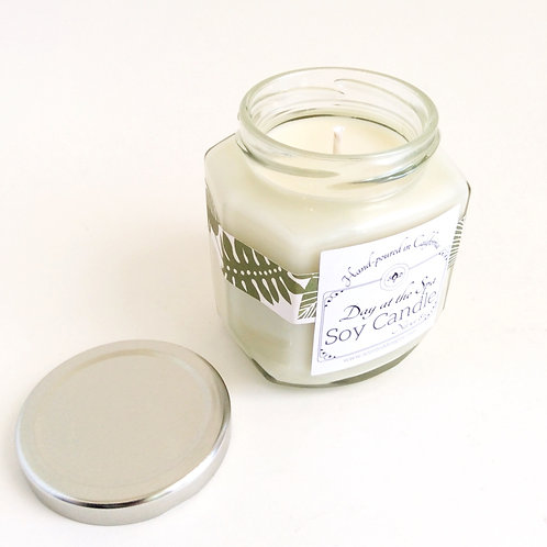 Day at the Spa Stationery Soy Candle
